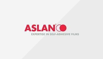 Logo Aslan Sticker Deco