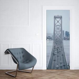 sticker porte bay bridge