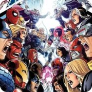 Marvel & DC Comics