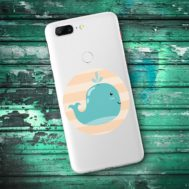 Sticker Baleine Baby Aventure Marine