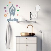 Sticker Salle de Bains | Stickers Muraux pour Salle de bain ...