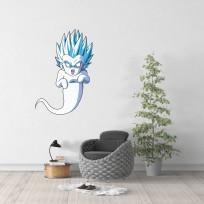 Sticker Mural Fantome Dragon Ball