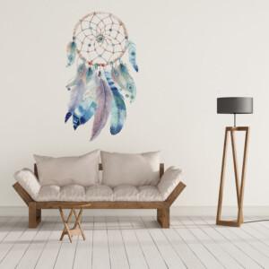 Sticker Attrape-rêves Mural