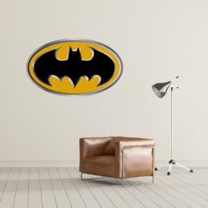 Sticker Mural Logo Batman