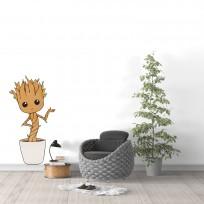 Sticker Mural Groot Plante
