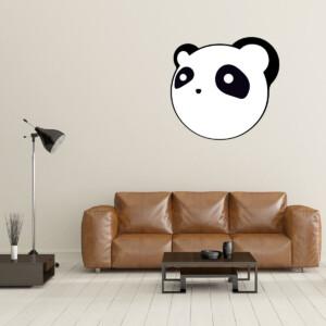 Sticker Mural Panda