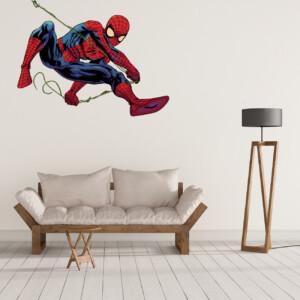 Sticker Mural Spider Man