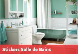 Stickers Salle de Bains