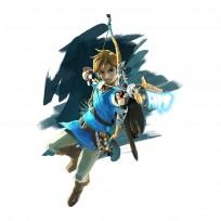Sticker Zelda Link BOTW