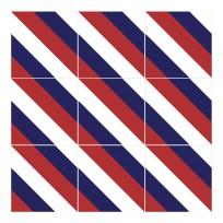 Sticker Carrelage Cocorico