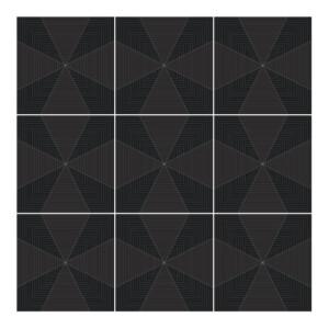 Sticker Carrelage Illusion