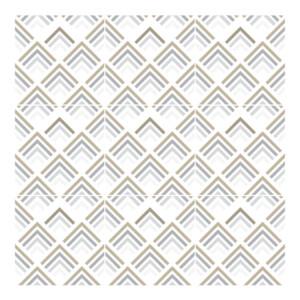 Sticker Carrelage Triangle