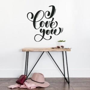 Sticker Love You