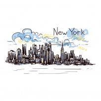 Sticker New York