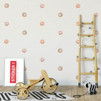Stickers Donuts