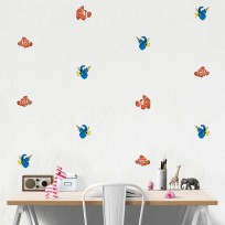 Stickers Nemo Dory