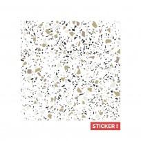 Stickers Carrelage Granito Terrazzo
