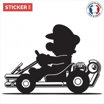 Sticker Mario Kart Tour