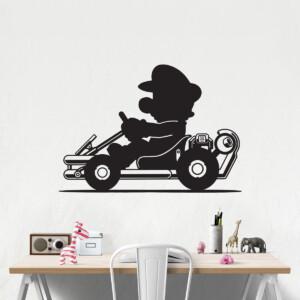 Sticker Mario Kart Tour