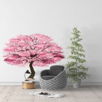 Sticker Arbre Japonais