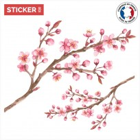 Stickers Branches Cerisier