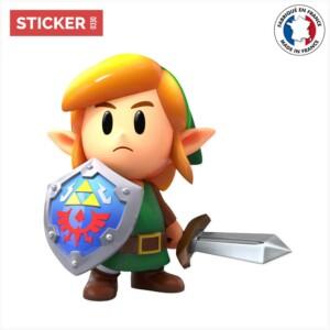 Sticker Zelda Links Awakening