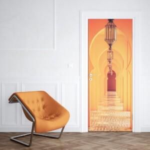 Sticker Porte Orient