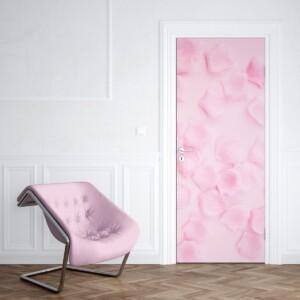 Sticker Porte Rose