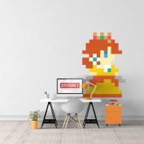 Sticker-Daisy-Mario