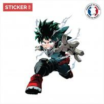 Sticker Midoriya