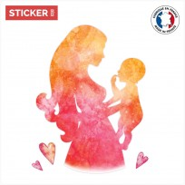 sticker Amour Maternel