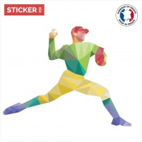 Sticker BaseBalleur