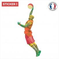 Sticker Basket Dunk