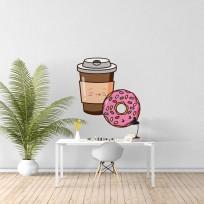 Sticker Cafe Donut