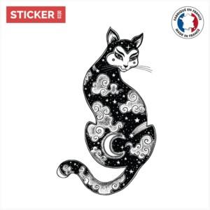Sticker-Chat-Mandala