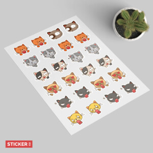 Sticker Chats Emojis