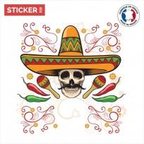 Sticker Cinco Crane