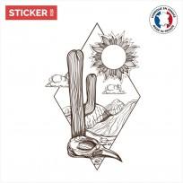 Sticker-Desert-Aride