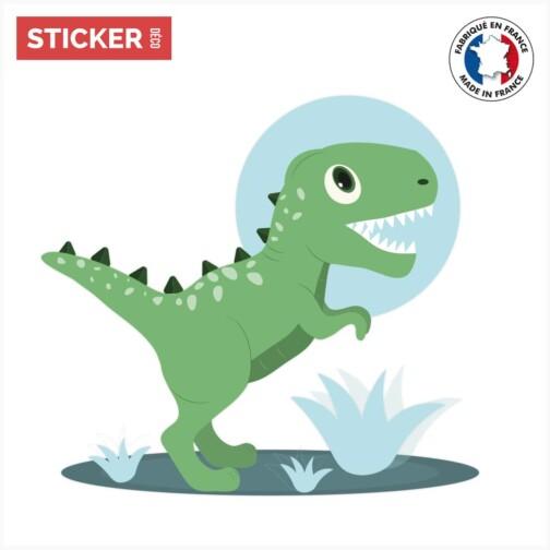 Sticker Dinosaure Gentil
