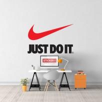 Sticker Just Do It