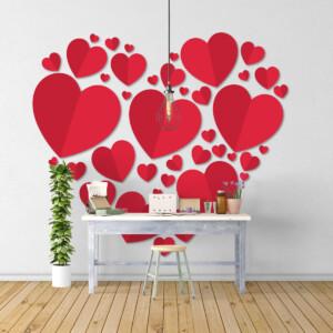 Sticker Love Coeur