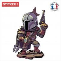 Sticker Mandalorian