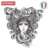Sticker Medusa