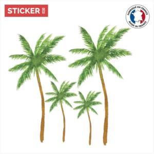 Sticker Palmiers