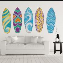 Sticker Planche Surf