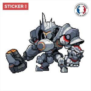 Sticker Rainhard Overwatch