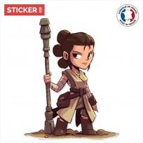 Sticker Rey Star Wars