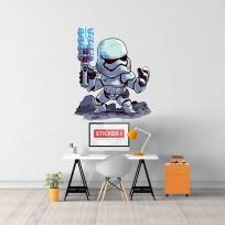 Sticker Stormtrooper