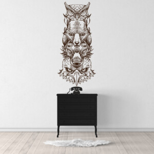 Sticker-Totem-Animal