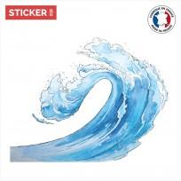 Sticker Vague